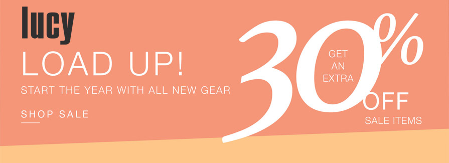 Get an extra 30% off sale items...!!!