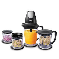 Ninja QB1005 Pro Master Prep Pulse Blender & Food Processor