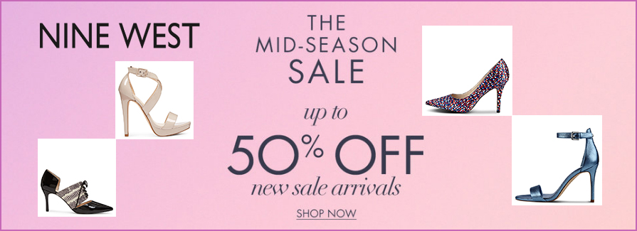 up to 50% off new sale arrivals
