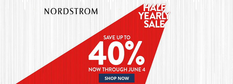 Half Yearly Sale! Save up to 40%