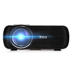 iRULU Mini 3D Home Cinema Theater LED Projector
