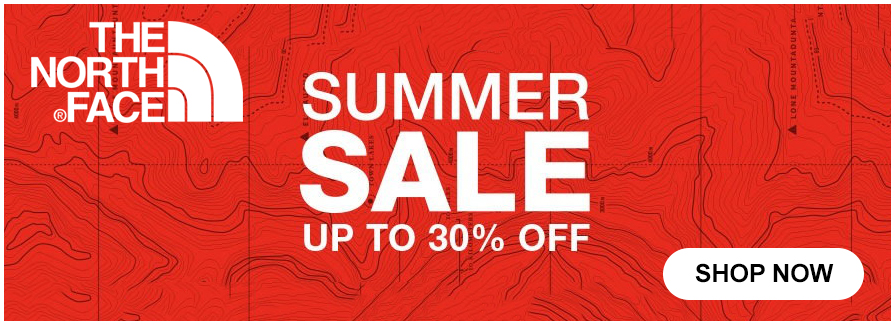 Summer Sale! Take up to 30% off