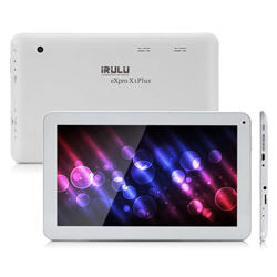 """iRULU 10.1"""" A33 Quad Core Google Android 6.0 Tablet PC"""