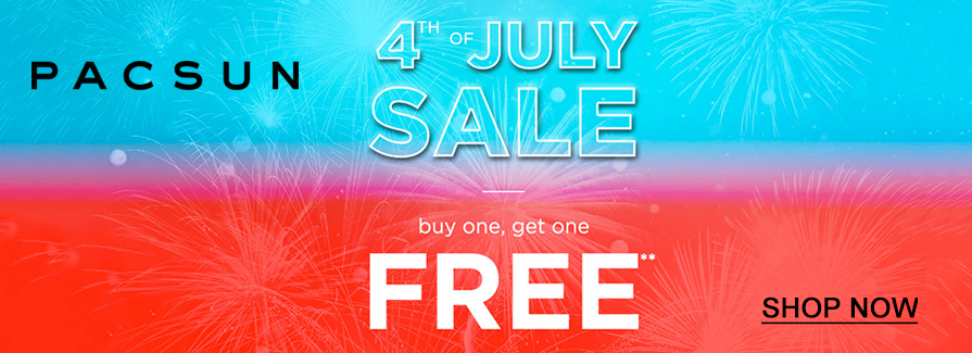 4th Of July Sale! Buy One Get One FREE...!!