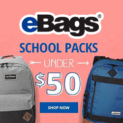 Shop School Packs Under $50 From eBags