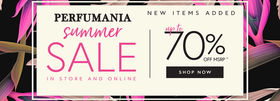 Summer Sale! Take up to 70% off
