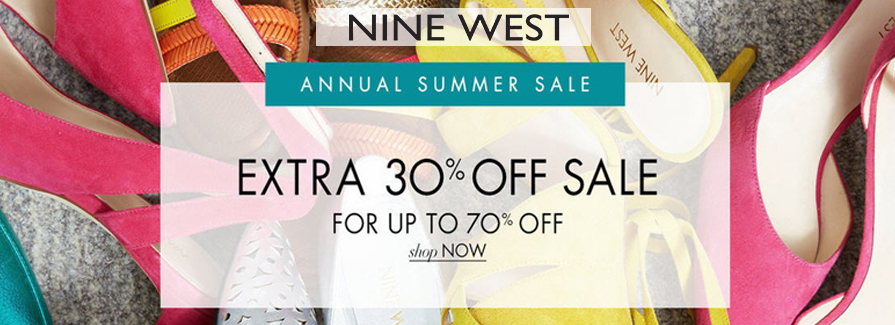 Annual Summer Sale! Extra 30% off Sale for up to 70% off