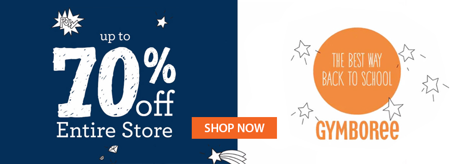Take up to 70% off entire store