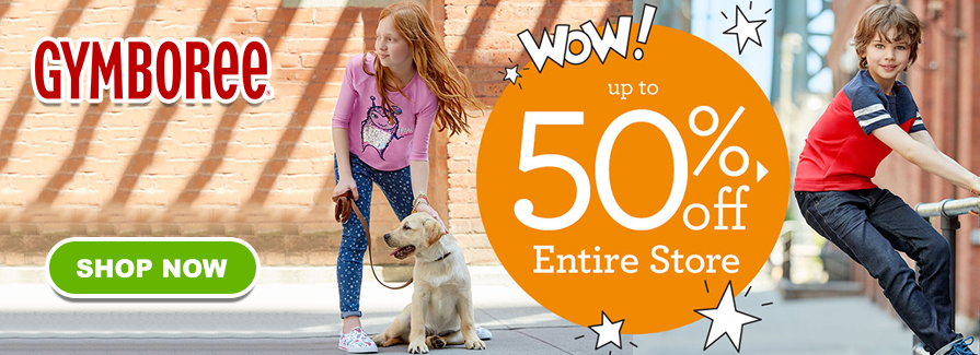 Wow! Take up to 50% off entire store..!!