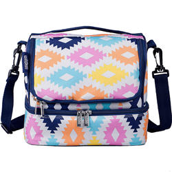 Wildkin Double Decker Lunch Bag