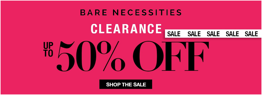 Clearance Sale! Take up to 50% off