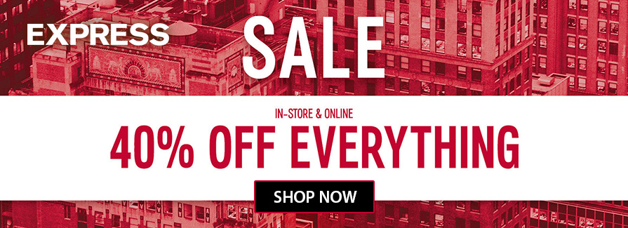 SALE! Take 40% off Everything..!!