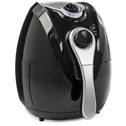 Electric Air Fryer W/ Rapid Air Circulation, Temperature Control, Timer