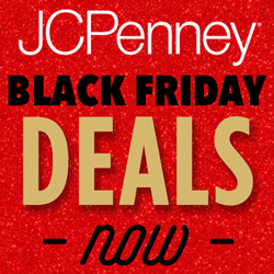 Shop JCPenney Black Friday 2017 Deals and Sales