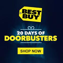 Shop DOORBUSTERS From Best Buy..!!