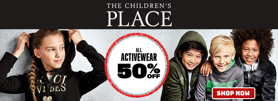 Take 50% off all activewear..!!