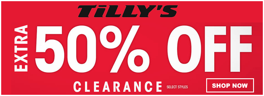 Take extra 50% off SALE CLEARANCE..!!