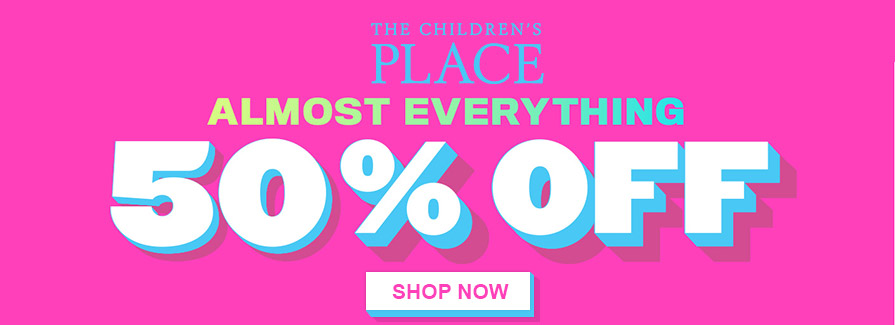 Almost Everything 50% off..!!