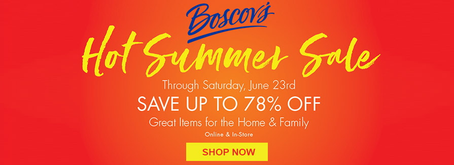 Hot Summer Sale! Save Up to 78%Off