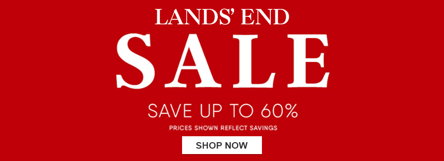 Sale! Save Up to 60%