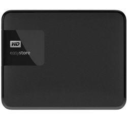 WD - easystore 1TB External USB 3.0 Portable Hard Drive