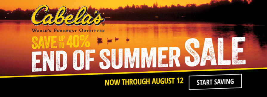 End Of Summer Sale! Save up to 40%