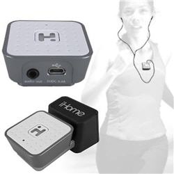 iHome Portable Rechargeable Bluetooth Receiver