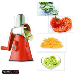 NutriSlicer The Super-Fast and Easy Way to Make Nutritious Meals Everyday ? NEW!