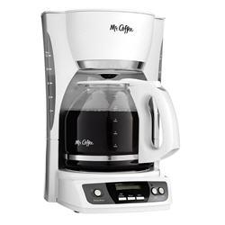 Mr. Coffee CGX20 Digital 12 Cup Programmable Coffeemaker Machine