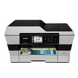 Brother MFCJ6920DW Wireless Multifunction Inkjet Printer