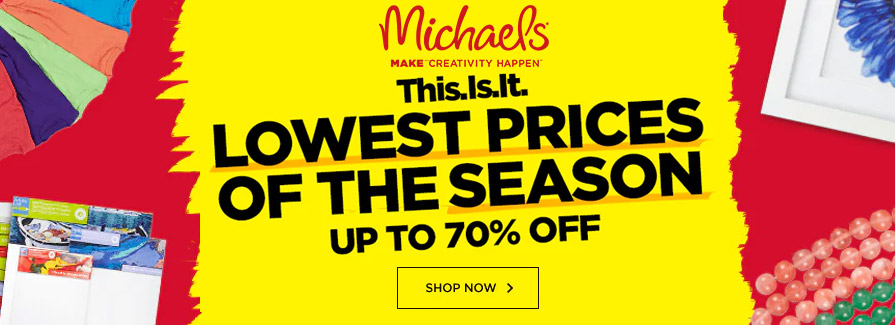 This.Is.It. Lowest Prices Of The Season! Take up to 70% off..!!