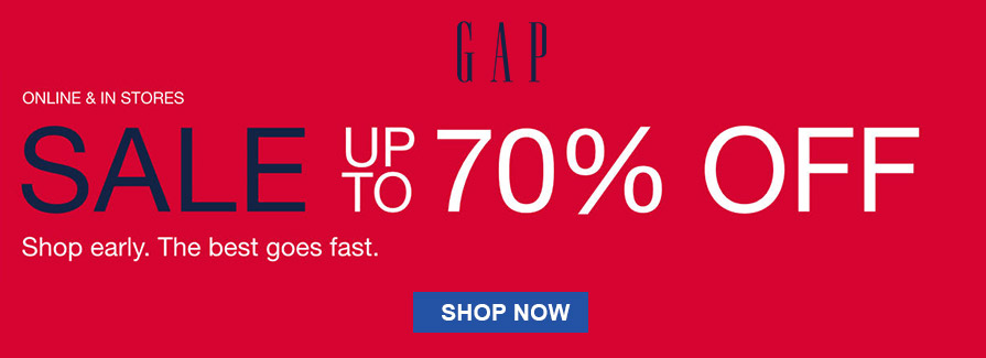 SALE! Take up to 70% off..!!