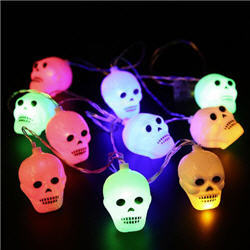 Halloween Lights LED Skull Lights