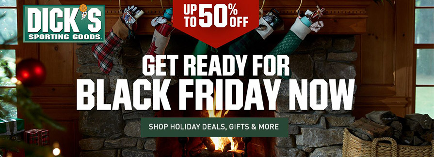 Get Ready For Black Friday Now! Take up to 50% off ..!!