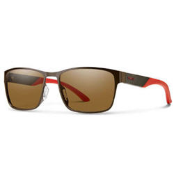 Smith Optics Contra Polarized Men's Stainless Steel Sunglasses