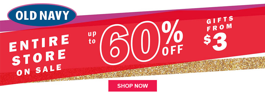 Entire Store On Sale! Take up to 60% off | Shop gifts from $3