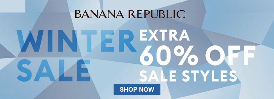 Winter Sale! Take extra 60% off sale styles..!!