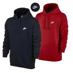 Nike Men's New Club Fleece Pullover