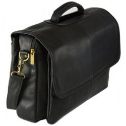 Hammer Anvil Solano Colombian Vacquetta Leather Messenger Bag
