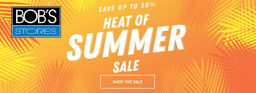 Heat Of Summer Sale! Save up to 50%