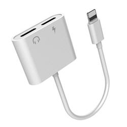 IOS 11 12 Aux Audio Charge Adapter Cable Dongle