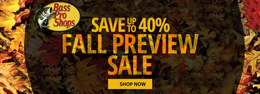 Fall Preview Sale! Save up to 40%