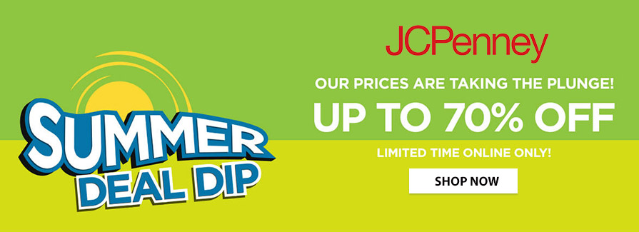 Summer Deal Dip! Take up to 70% off select styles