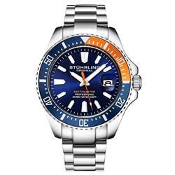 Men's Depthmaster Aquadiver Miyota Japanese Quartz Watch