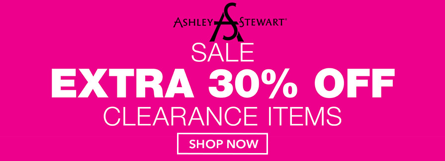Take extra 30% off CLEARANCE ITEMS..!!