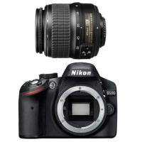 Nikon D3200 24.2 MP CMOSDigital SLR Camera with Nikon 18-55mm ED II Lens