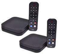 D-Link DSM-310 MovieNite HD Internet Streaming Box w/ Netflix Youtube - TWO PACK