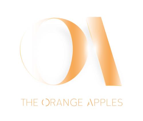 The Orange Apples.