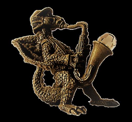Brass Dragons