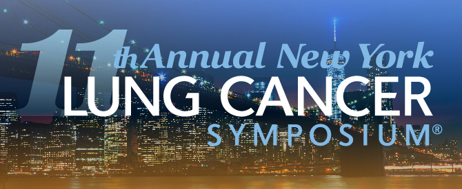 11th Annual New York Lung Cancer Symposium